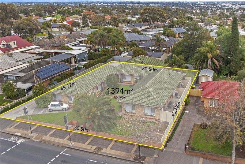1-8/362-364 Hampstead Road, Clearview SA 5085