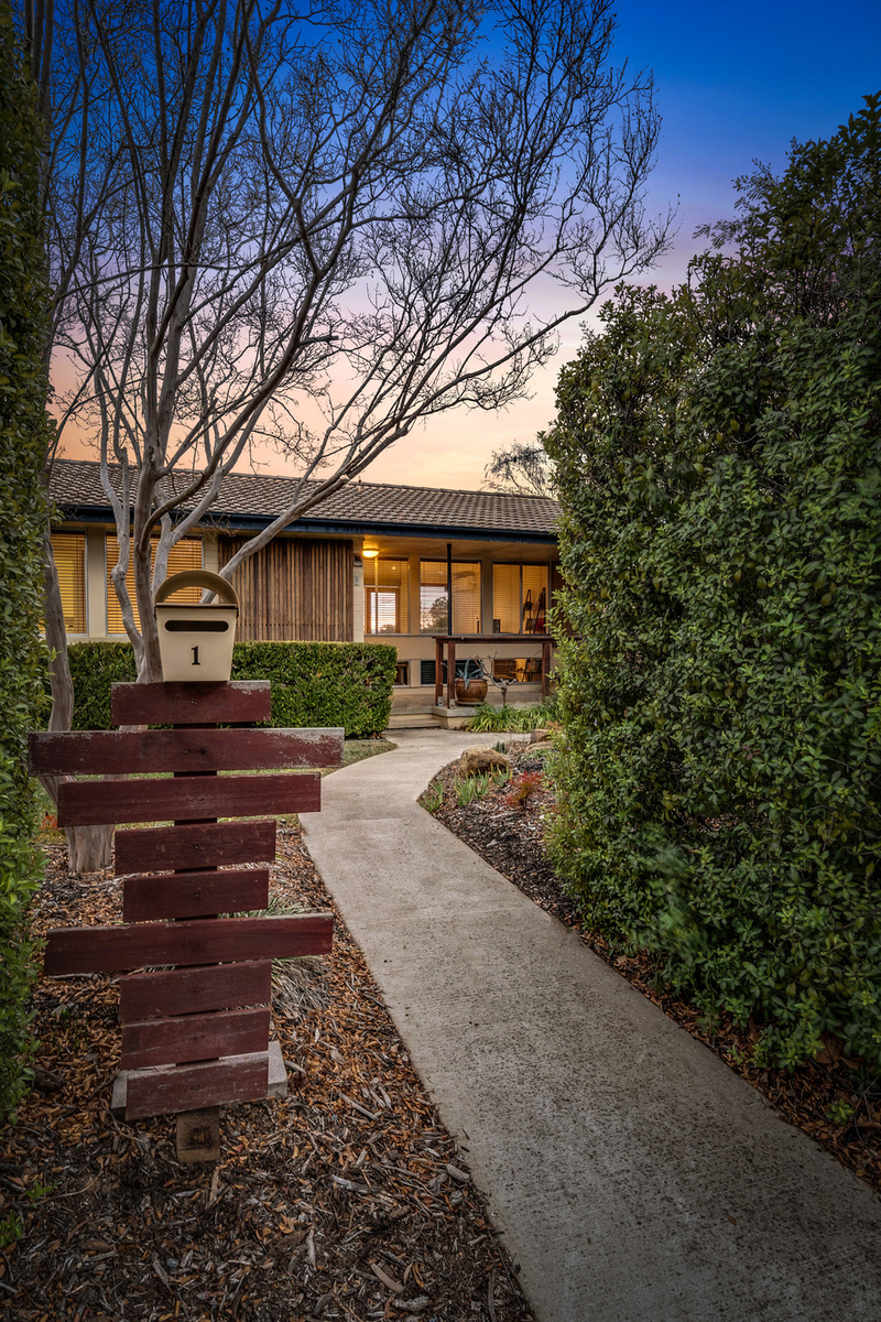 1 Baird Place, Scullin ACT 2614
