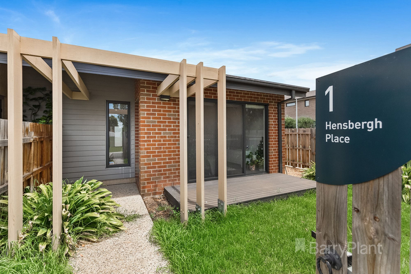 1 Hensbergh Place, Sunshine West VIC 3020