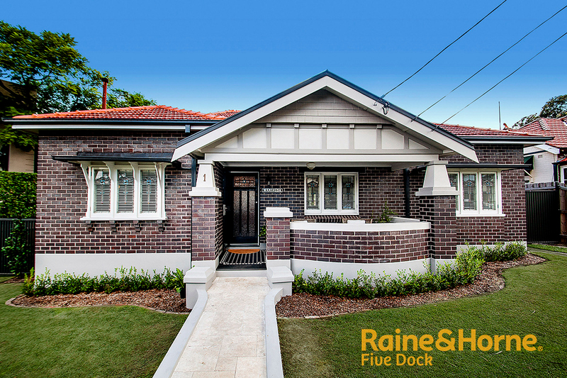 Photo - 1 Poolman Street, Abbotsford NSW 2046  - Image 1