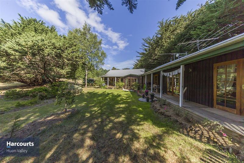 Property For Sale Waggs Road Mountain River Tas