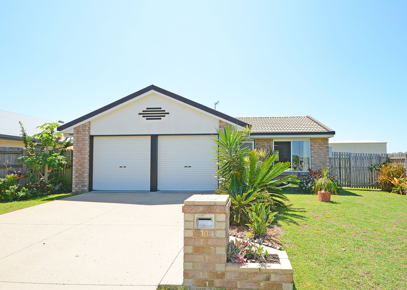 10 Dory Drive, Point Vernon QLD 4655