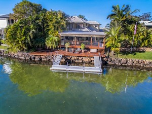 Private Island Retreat - Inspect Now!