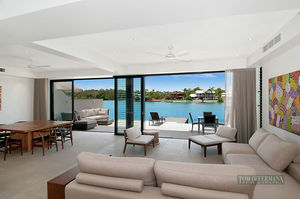 Private Riverfront Enclave in Noosa Sound