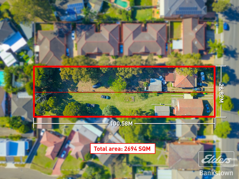 11 & 13 Chiswick Road, Greenacre NSW 2190