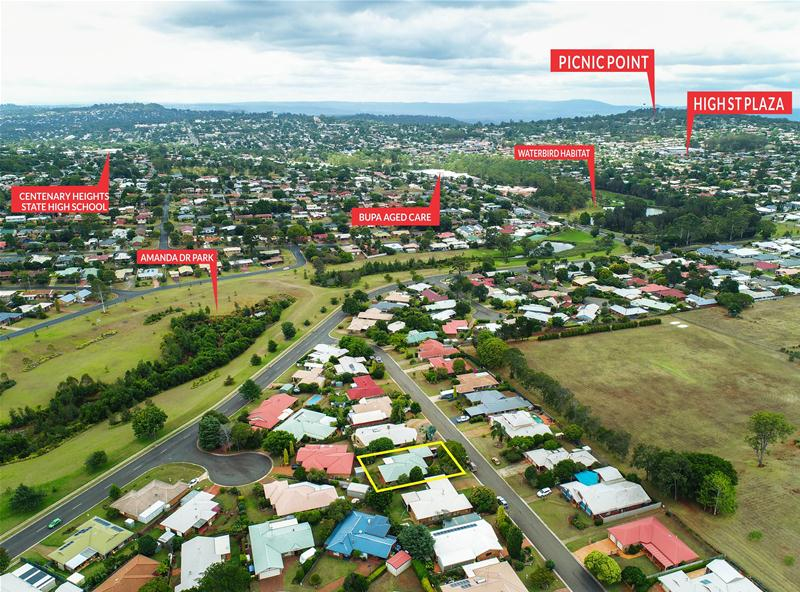 Photo - 11 Lorraine Crescent, Centenary Heights QLD 4350  - Image 10