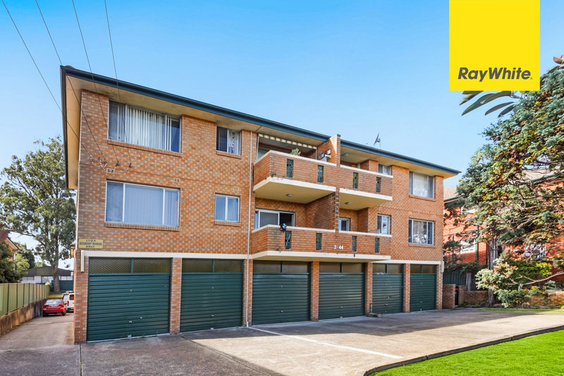 11/42 Ferguson Avenue, Wiley Park NSW 2195