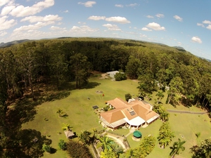 AMAZING 28 ACRES OF PURE DELIGHT - 3 HOMES ON ONE TITLE!
