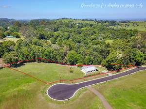 Kamarooka Place's Last Available Lot! North Maleny Land with Self Contained Cottage!