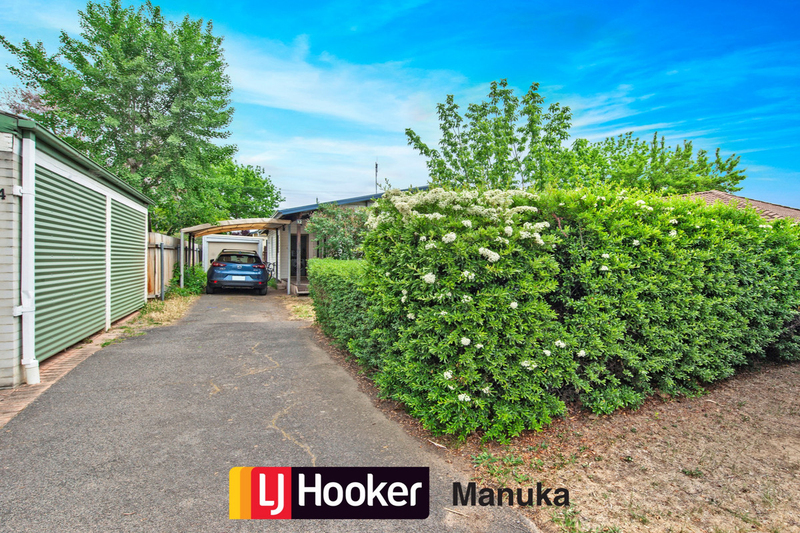 12 Marlee Place, Narrabundah ACT 2604