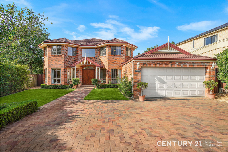 12 Rosedale Place, West Pennant Hills NSW 2125