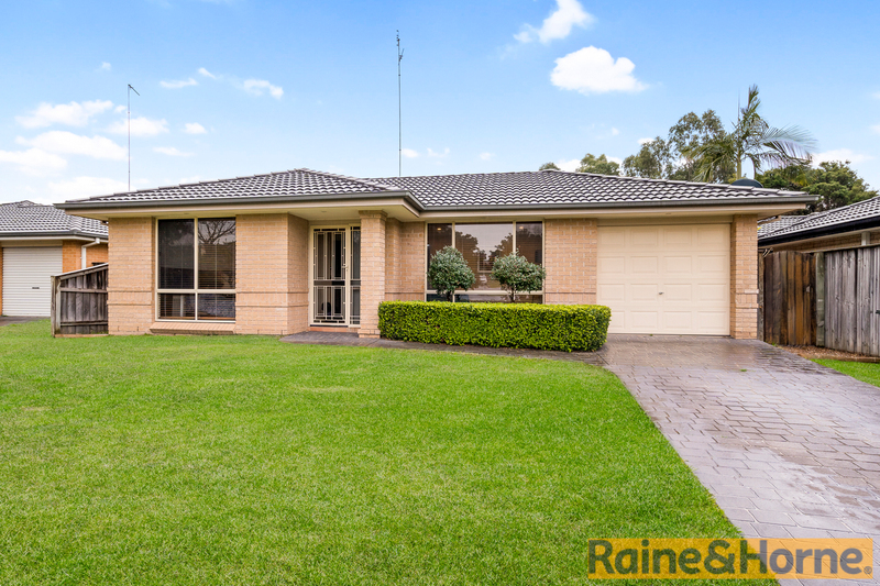 12 Trumble Place, Rouse Hill NSW 2155