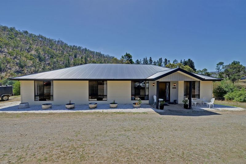 122 Glen Dhu Road, Molesworth TAS 7140