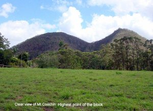 Idyllic and Private Blue Chip Beerwah Acreage with two creek frontage and spectacular Glasshouse Mountains View