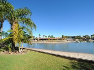 Absolute waterfront, central location & tranquility