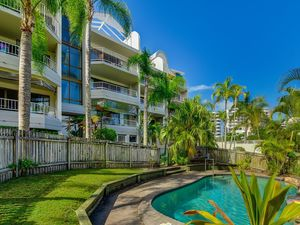 BEACHSIDE MOOLOOLABA  3 Bedroom   ROOF GARDEN