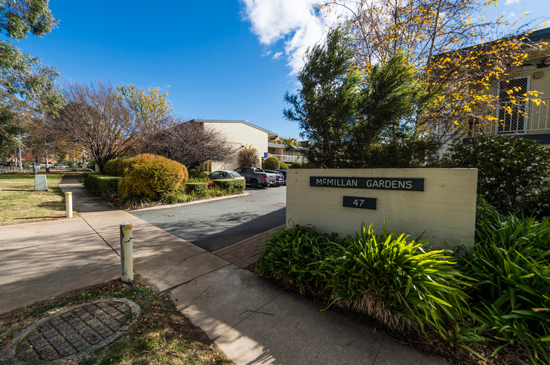 13/47 Mcmillian Crescent, Griffith ACT 2603