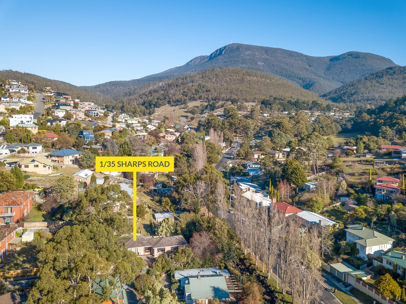 1/35 Sharps Road, Lenah Valley TAS 7008