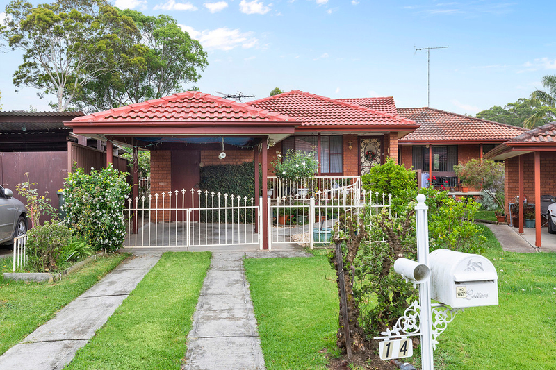 14 Clover Place, Macquarie Fields NSW 2564