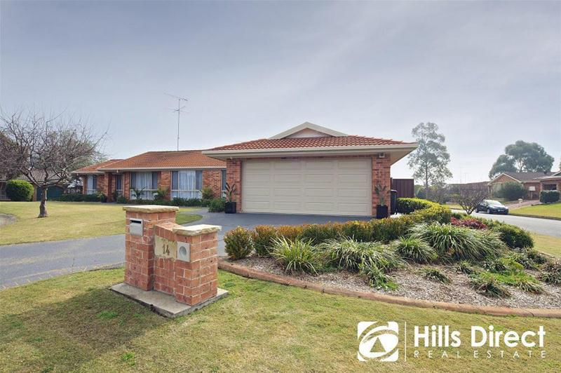 14 Mansion Court, Quakers Hill NSW 2763