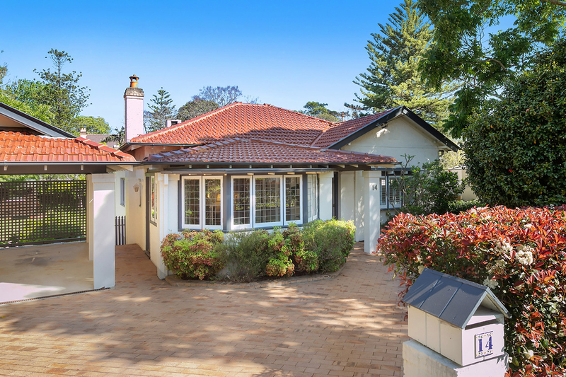 Photo - 14 Westbourne Road, Lindfield NSW 2070  - Image 1