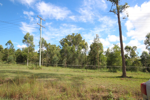 20 ACRES OF LAND WITH VIEWS TO GLASS HOUSE MOUNTAINS