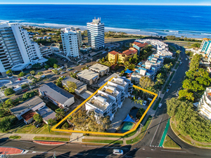 Beachside Top Floor 2 Bedroom Apartment with a Private Rooftop Terrace - Offers Over $349,000
