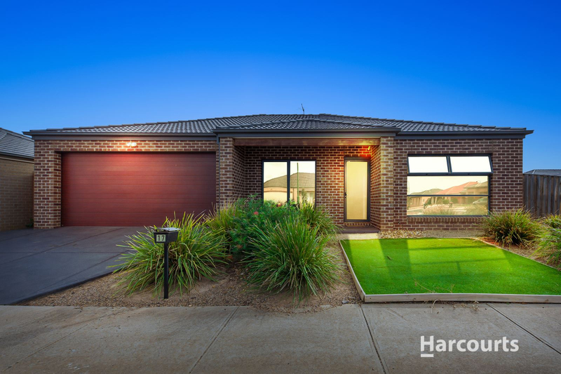 17 Finlay Avenue, Harkness VIC 3337