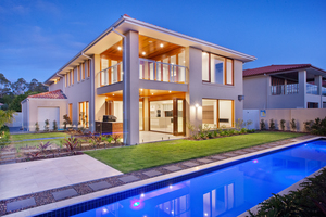 Golf Front Luxury in an Exclusive Noosa Enclave