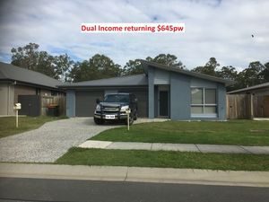 Fantastic DUAL income investment with tenants in place returning $645pw.