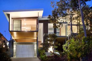 Stunning architectural eco home in Nth Sunshine..