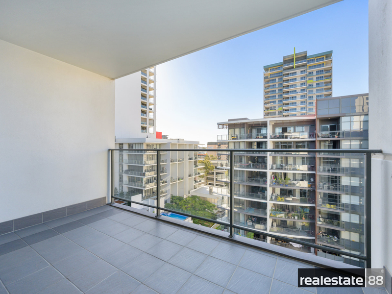 Photo - 183/143 Adelaide Terrace, East Perth WA 6004  - Image 6