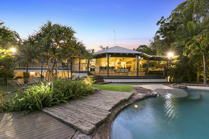 A Truly Exquisite Family Home in the Noosa Hinterland