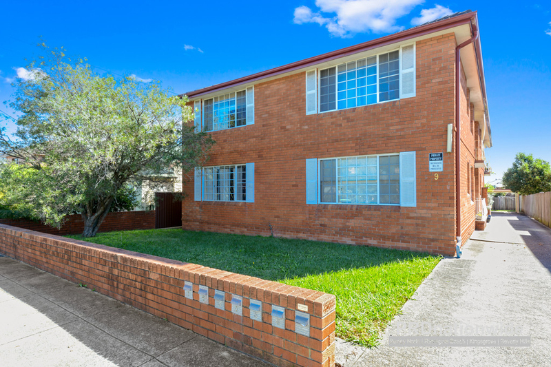 Photo - 1/9 Olive Street, Kingsgrove NSW 2208  - Image 1