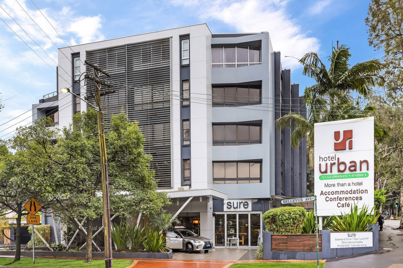 194 Pacific Highway 'Hotel Urban' St Leonards NSW 2065