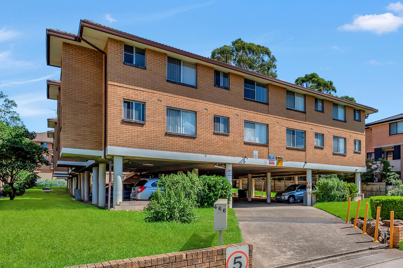 19/466-468 Guildford Road, Guildford NSW 2161