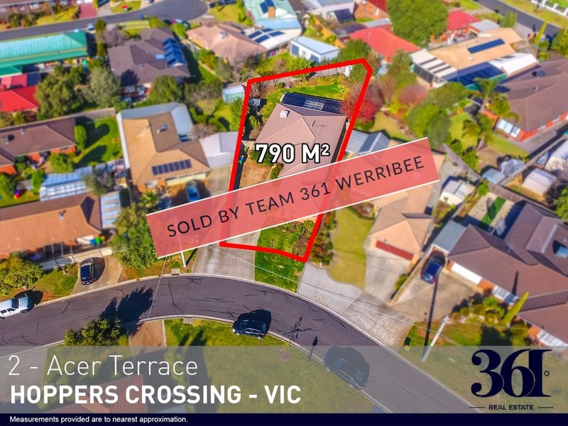 2 Acer Terrace, Hoppers Crossing VIC 3029