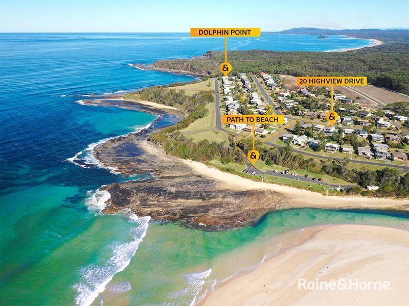 20 Highview Drive, Dolphin Point NSW 2539