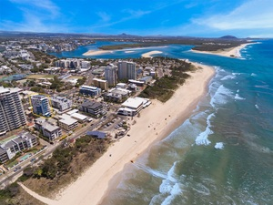 Great Value 'Beachside' Cotton Tree Apartment