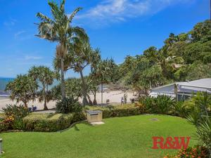 Absolute beachfront with direct beach access!