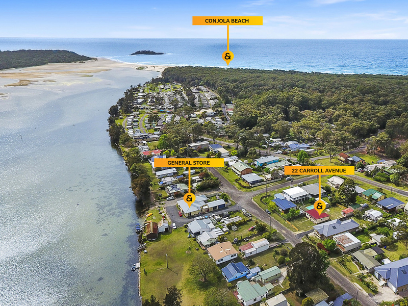 22 Carroll Avenue, Lake Conjola NSW 2539