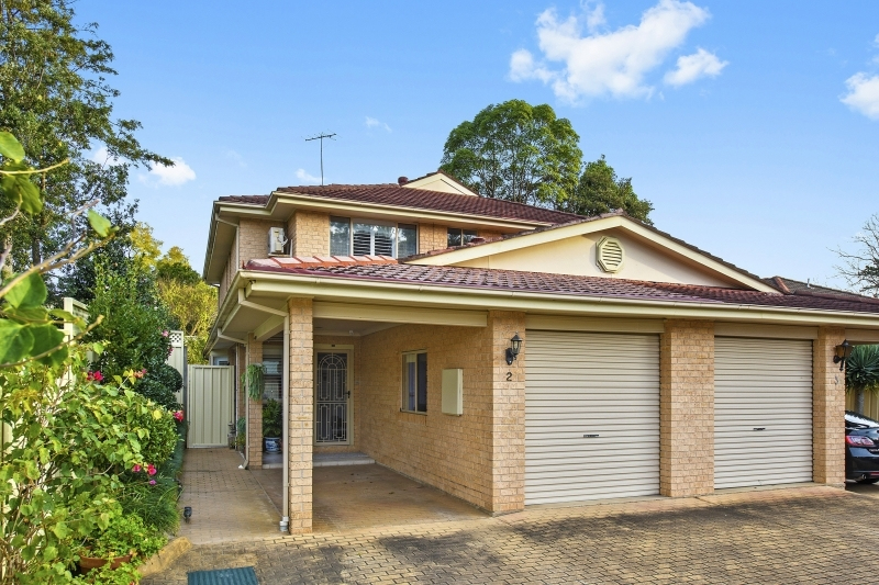 2/29 Hall Road, Hornsby NSW 2077