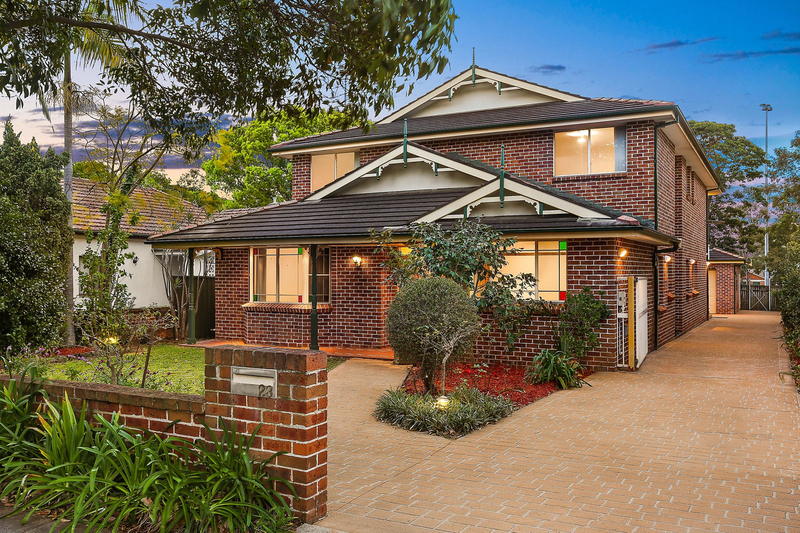 23 Badgery Avenue, Homebush NSW 2140