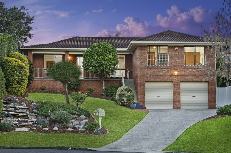 26 Connell Close, Baulkham Hills NSW 2153