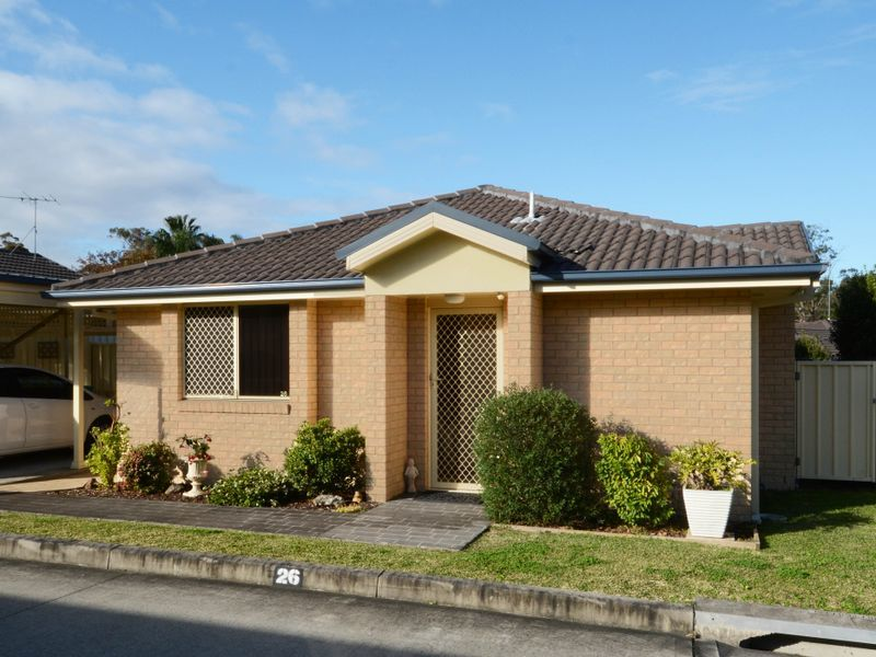 Photo - 26/305 Main Road, Fennell Bay NSW 2283  - Image 1
