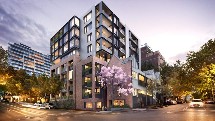 Photo - 267/19-35 Bayswater Road, Potts Point NSW 2011  - Image 4