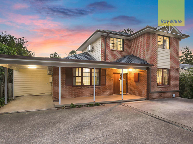 27 Kerrie Road, Oatlands NSW 2117