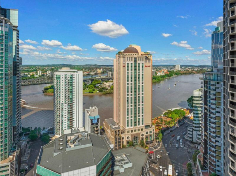 Photo - 2807/570 Queen Street, Brisbane QLD 4000  - Image 1