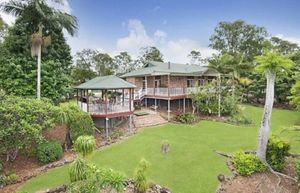 DESIRED 40 ACRES..DEFINITELY Private..DAZZLING Views of the Glass House Mountains