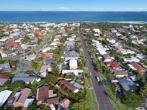 OCEANSIDE OPPORTUNITY ONLY 350M TO KAWANA BEACH
